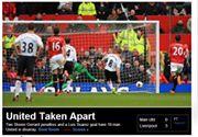 Soccernet screenshot