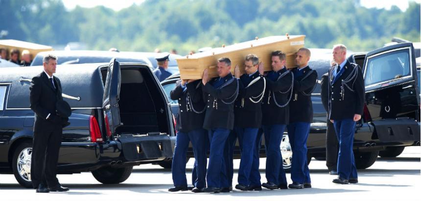 Ảnh: Robin Van Lonkhuijsen/AFP/Getty Images